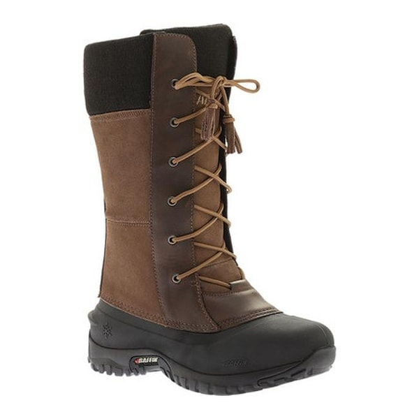 Shop Baffin Women's Dana Snow Boot Brown - On Sale - Free