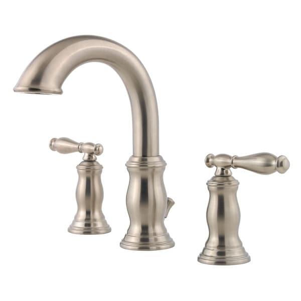 Shop Pfister Lf 049 Tm Hanover Widespread Bathroom Sink Faucet