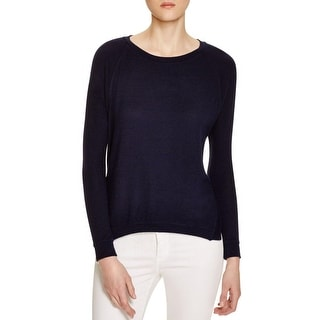 Velvet Womens Casual Top Solid Long Sleeves