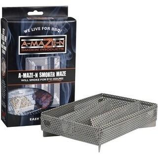 "A-MAZE-N 5"" x 8"" Pellet Smoker - One size"