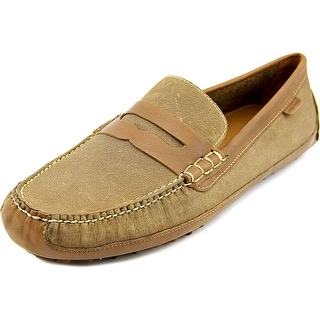 Cole Haan Grant Canoe Moc Toe Leather Loafer