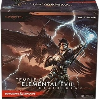 Temple of Elemental Evil: D and D Board Game