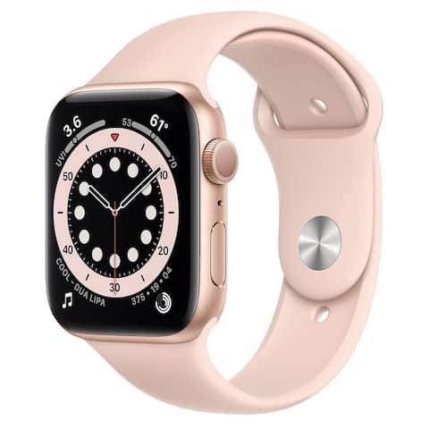 Apple Watch Series 6 (44mm) GPS + Cellular - Gold - Refurbished