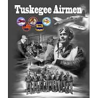 ''Tuskegee Airmen'' by Anon Military Art Print (24 x 20 in.)