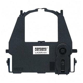Tallygenicom LA30R-KA Tallygenicom LA30R-KA Ribbon Cartridge - Black - Dot Matrix - 1 Box