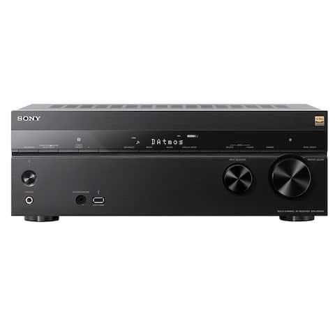 Sony STR-DN1080 7.2 Channel Dolby Atmos Wi-Fi Network AV Receiver - Black