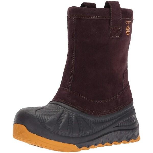 Shop Ugg Kids K Evertt Pull On Boot 10 M Us Toddler