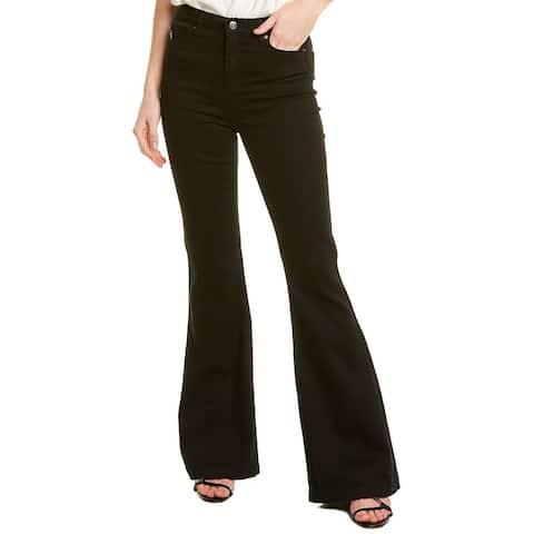 Nicole Miller Black Flare Jean