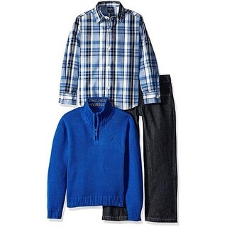 Nautica Boys 4-7 3-Piece Half Zip Sweater Set|https://ak1.ostkcdn.com/images/products/is/images/direct/ab5afe78df4572c1b0ad7b3b9c03e4691b6b904b/Nautica-Boys-4-7-3-Piece-Half-Zip-Sweater-Set.jpg?_ostk_perf_=percv&impolicy=medium