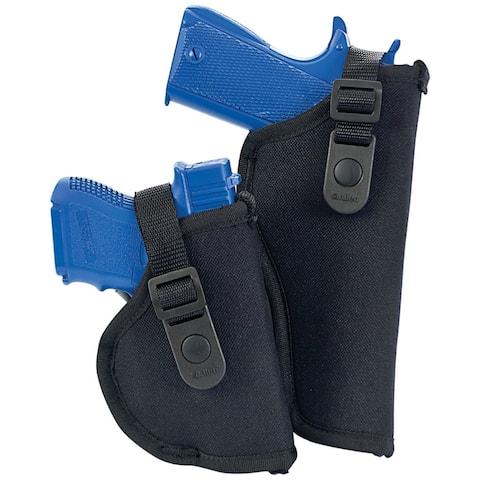 Allenac 44804 Cortez Nylon Pistol Holder, Size 4, Black