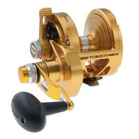 PENN TRQ40NLD2 Torque Lever Drag 2 Speed Reel Torque Lever Drag 2 Speed Reel