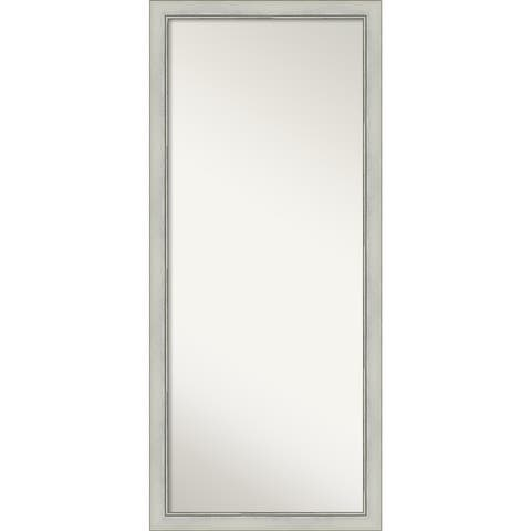 Flair Decorative Full Length Floor / Leaner Mirror