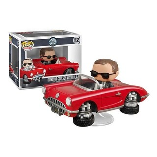 Marvel's Agents of S.H.I.E.L.D. Funko POP Ride Vinyl Figure Coulson with Lola