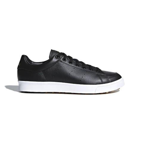 Adidas Men's Adicross Classic Core Black/Core Black/Matte Gold Golf Shoes F33749-F33778