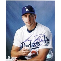 Signed Brown Kevin Los Angeles Dodgers 8x10 Photo autographed