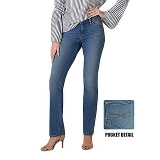 Lee Women's Perfect Fit Straight Leg Jean