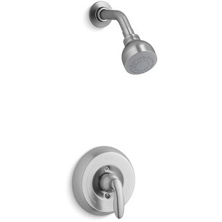 Kohler K-TS15611-4G  Coralais Single Handle Shower Valve Trim Only with Metal Lever Handle and 1.75 GPM Single Function Shower