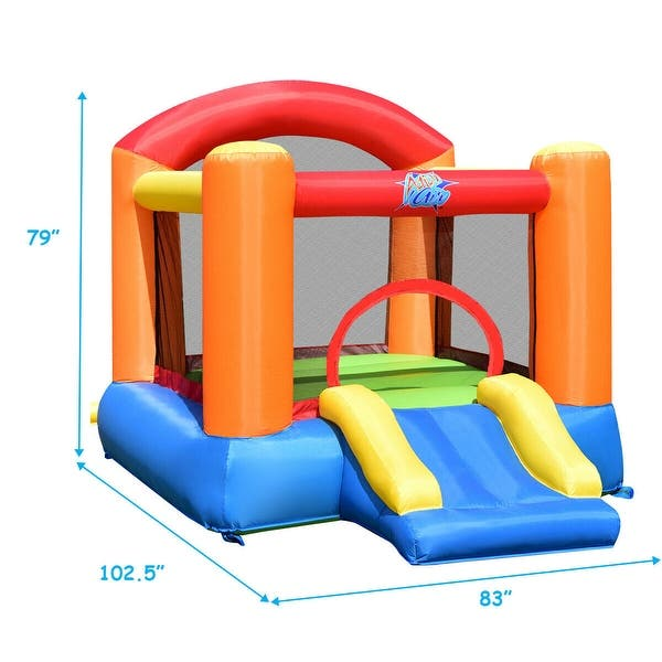 Costway Inflatable Bounce House