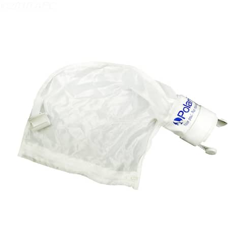 White All Purpose Zipper Bag Polaris Pool Cleaner
