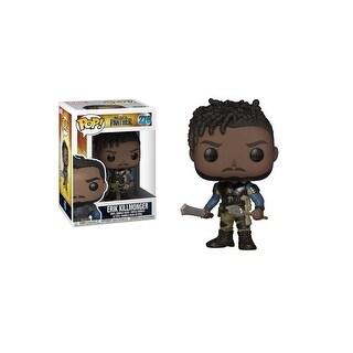 Pop! Marvel: Black Panther - Erik Killmonger