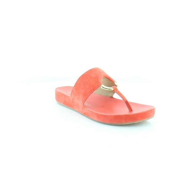 Calvin Klein Mali Women's Sandals & Flip Flops Deep Blush