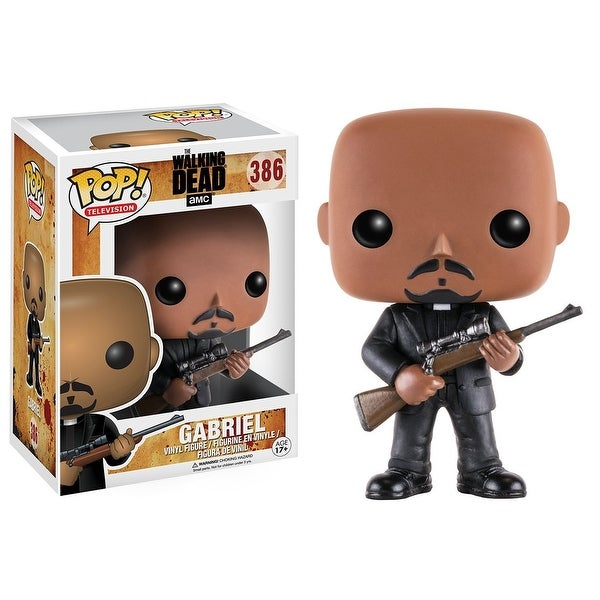 The Walking Dead POP Vinyl Figure: Gabriel - multi