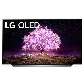 Link to LG OLED48C1PUB 4K OLED Television - Black Similar Items in Televisions