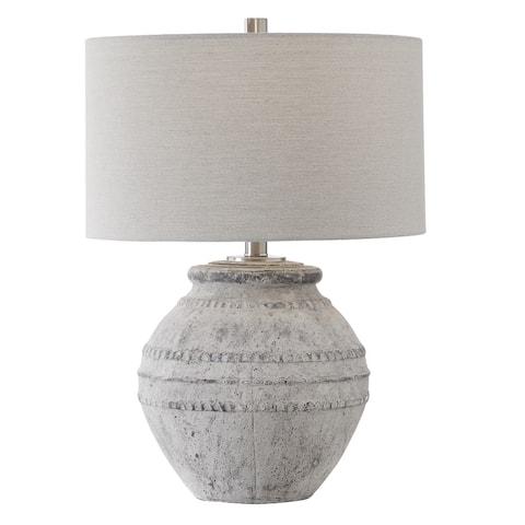 Uttermost Montsant Stone Table Lamp