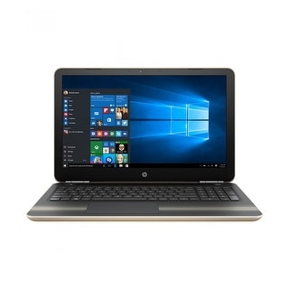 "HP Pavilion 15-aw003la Laptop 15.6"" AMD Dual-Core A9-9410 2.9GHz 12GB 1TB W10"