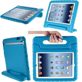 Apple iPad Mini with Retina Display Case, Armorbox Kido Series, Convertible Stand Cover Case-Blue