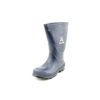 Kamik Stomp Round Toe Synthetic Rain Boot