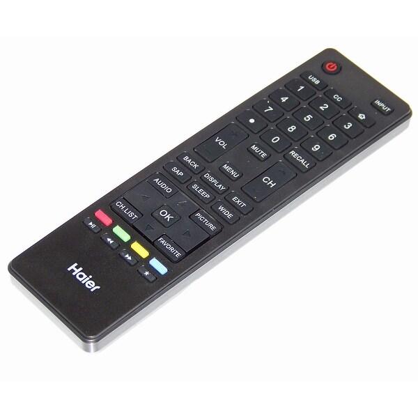 NEW OEM Haier Remote Control Originally Shipped With 32E2000A, 32E2000B