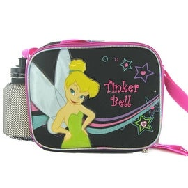 Tinkerbell Lunch Box in Pink with Accesories
