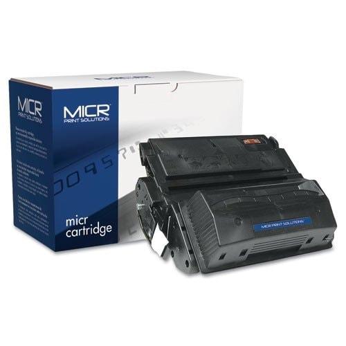 MICR Print Solutions 39AM MICR Toner Cartridge - Black 39AM MICR Toner Cartridge