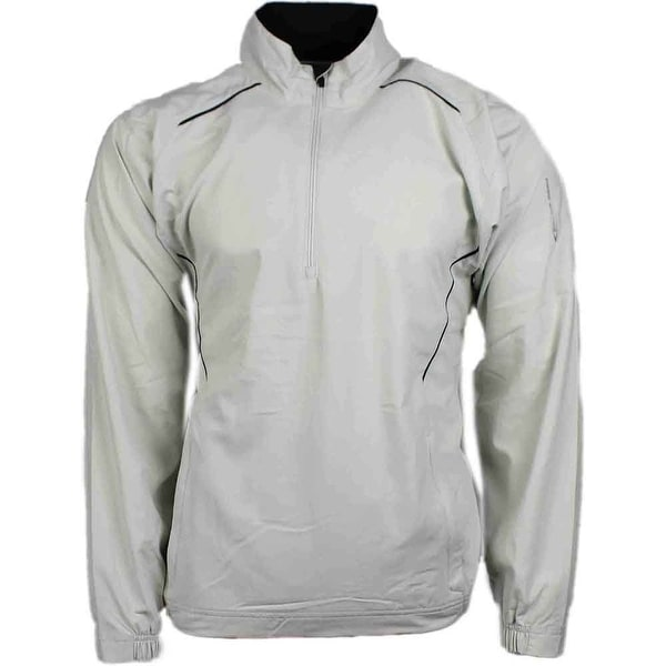 Page & Tuttle Mens Free Swing Peached Windshirt Casual Outerwear