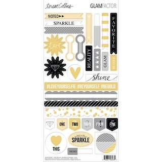 Glam Factor Stickers-