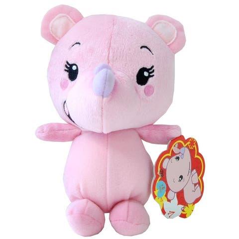 "Ni-Hao Kai-Lan & Friends Cuties 6"" Plush Lulu Cutie - multi"
