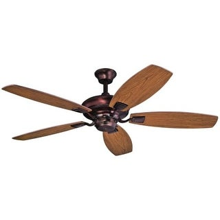 """Westinghouse 7203700 Aiden 52"""" 5 Blade Hanging Ceiling Fan with Reversible Motor"""