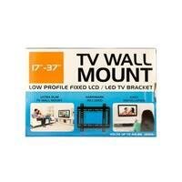 Bulk Buys OL083-1 Small Low Profile TV Wall Mount