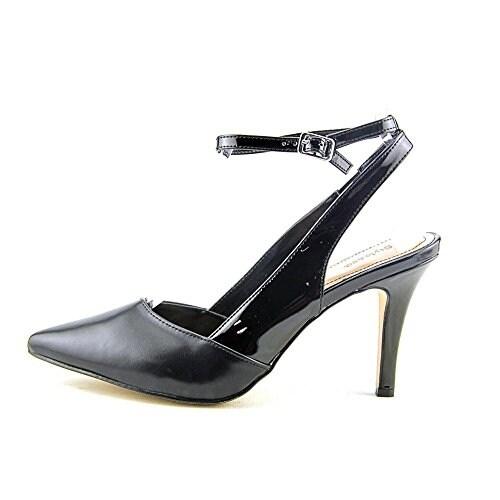 Style & Co Geogette Synthetic Slingback Heel