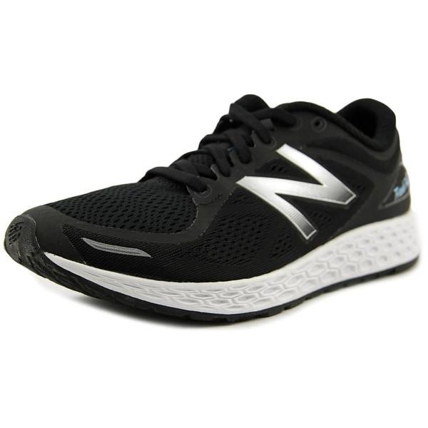 New Balance WZANT Women D Round Toe Synthetic Black Running Shoe