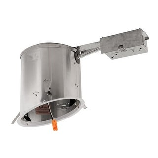 "Elco EL970RICA 6"" Integrated LED IC Airtight Remodel Housing for Sloped Ceilings"