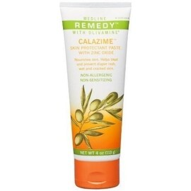 Remedy Olivamine Calazime Skin Protectant Paste 4 oz