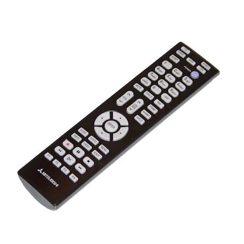 OEM Mitsubishi Remote Control Originally Shipped With WD82740, WD-82740