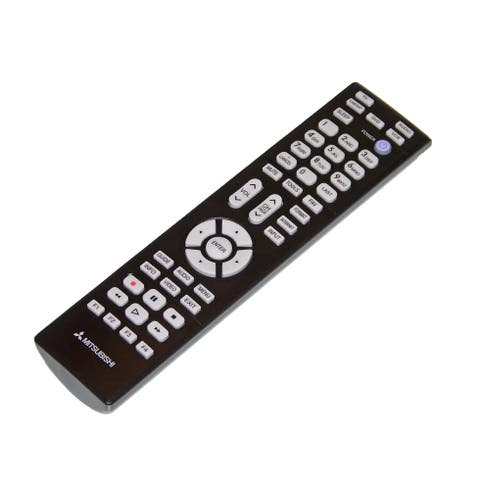 OEM Mitsubishi Remote Control Originally Shipped With WD82742, WD-82742