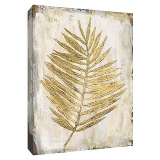 """PTM Images 9-148680  PTM Canvas Collection 10"""" x 8"""" - """"Venetian Palm"""" Giclee Ferns Art Print on Canvas"""
