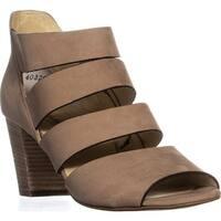 Paul Green Michelle Strappy Block Heel Sandals, Sisal