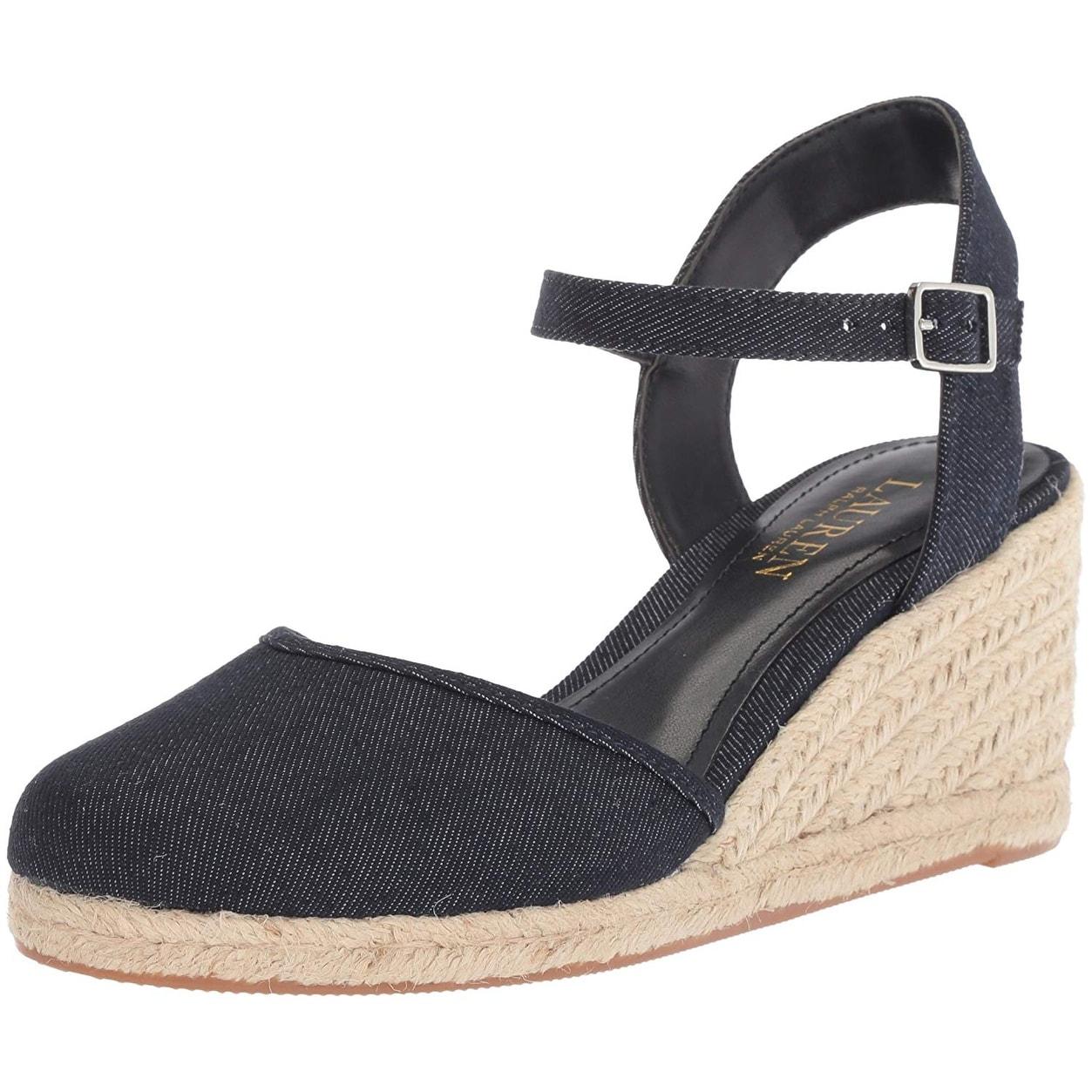 d0fbb522c95 Buy Platform Lauren by Ralph Lauren Women's Sandals Online at ...