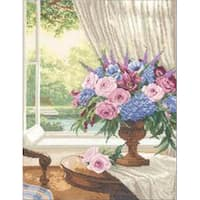 """12""""X16"""" 14 Count - Estate Ii Counted Cross Stitch Kit"""