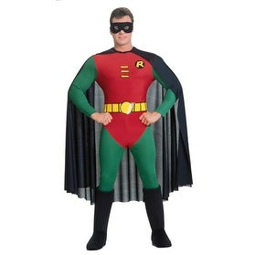 Deluxe Robin Halloween Costume Adult